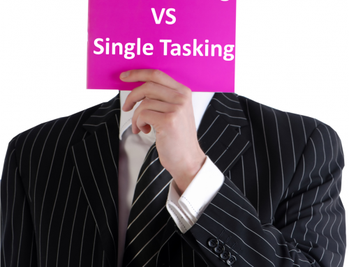 Multitasking Vs Single Tasking