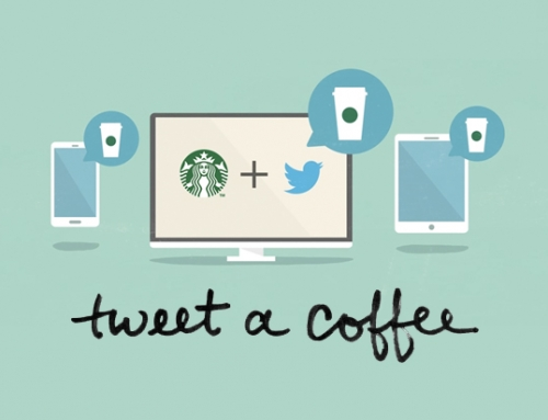 Starbucks Campaign – Tweet A Coffee